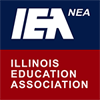 Logo for the Illinois Education Association