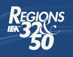 Region 32-50 logo
