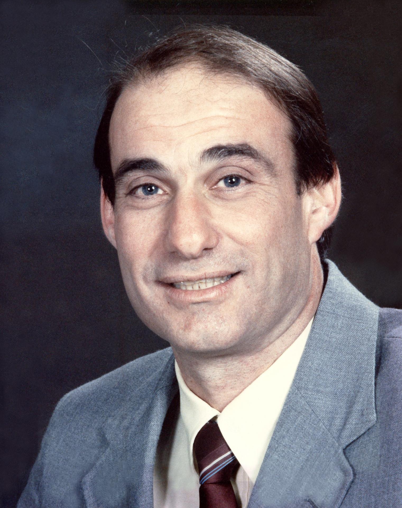 Jerry Morris (1986-1987)